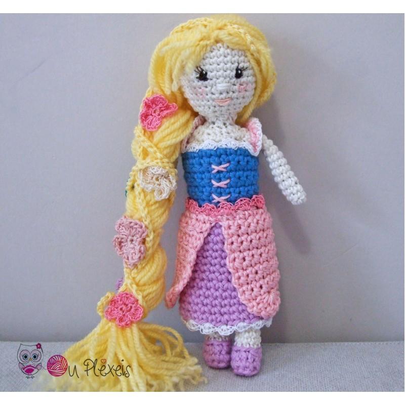 Κούκλα Ραπουνζέλ